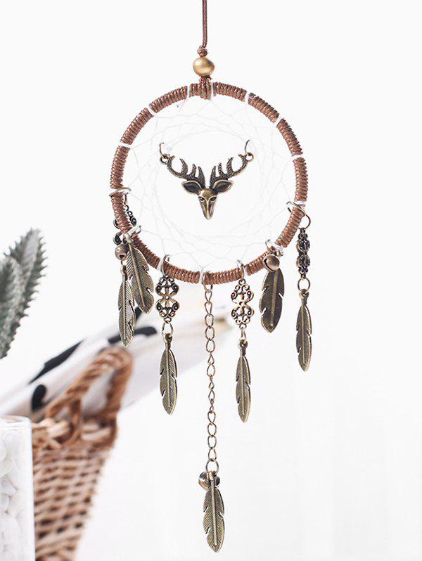 Outfits Alloy Feather Dream Catcher Hanging Decoration