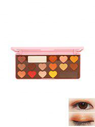 16 Color Eye Makeup Eyeshadow Palette -