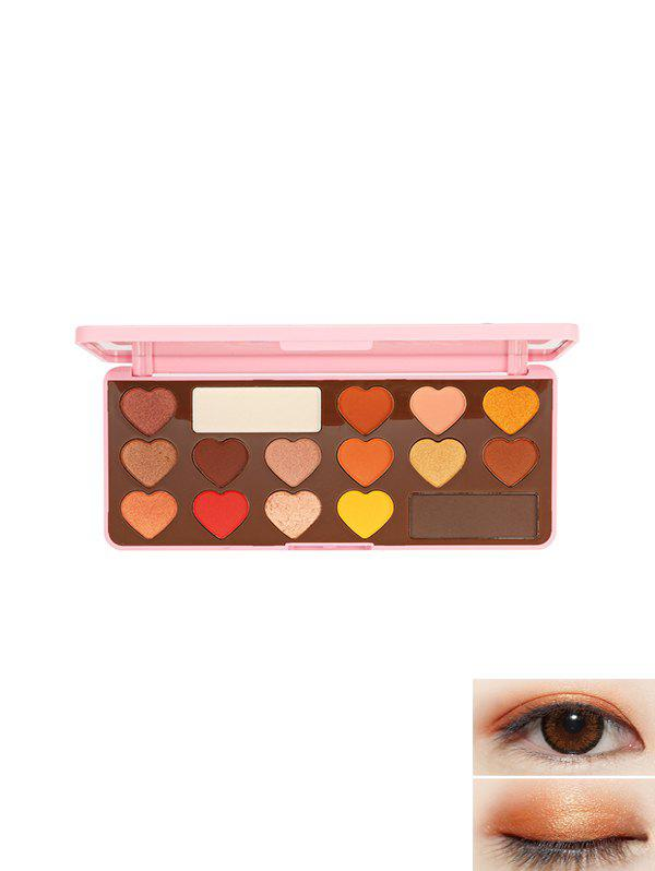 Discount 16 Color Eye Makeup Eyeshadow Palette