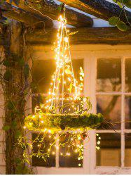 LED Outdoor Courtyard Decorated String Lights -