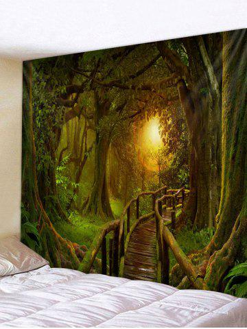 Tapestry | Forest | Road | Wall