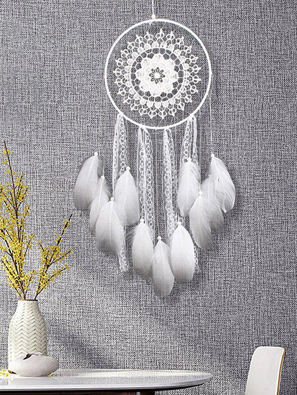Store Home Crafts Handmade Lace Dreamcatcher