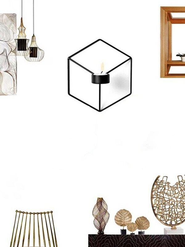 Discount Wall-mounted Metal Candle Holder