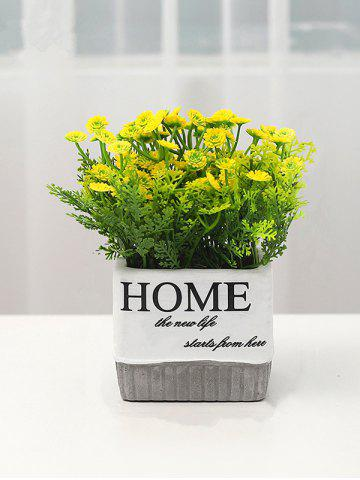 Home Decoration Artificial Potted Plant - MULTI-B