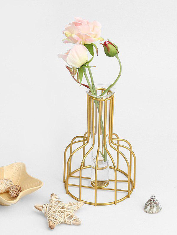 Chic Home Decoration Iron Plant Stand Plant Holder