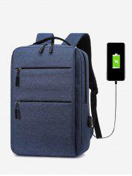 Brief Business Scratch-proof Computer Backpack -