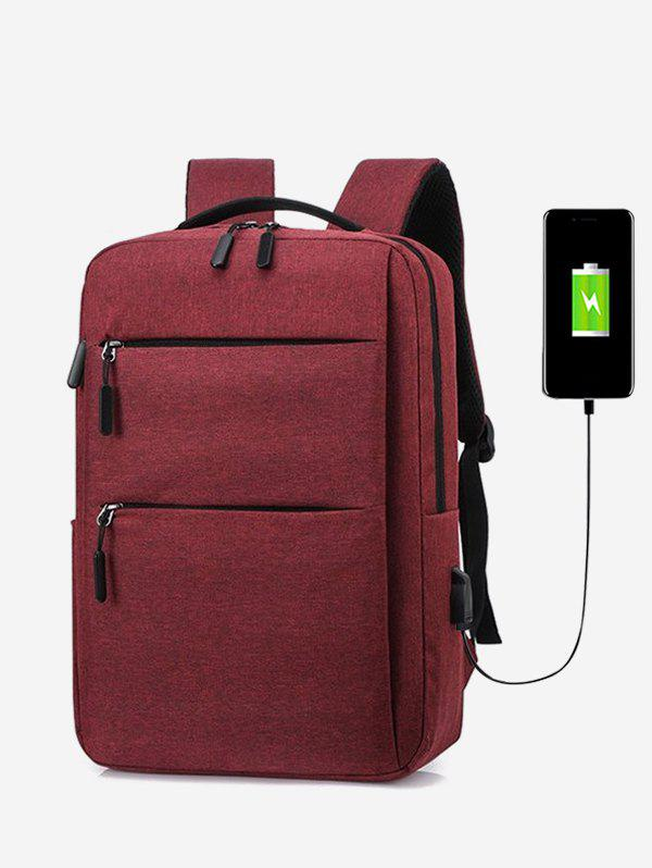 Fashion Brief Business Scratch-proof Computer Backpack