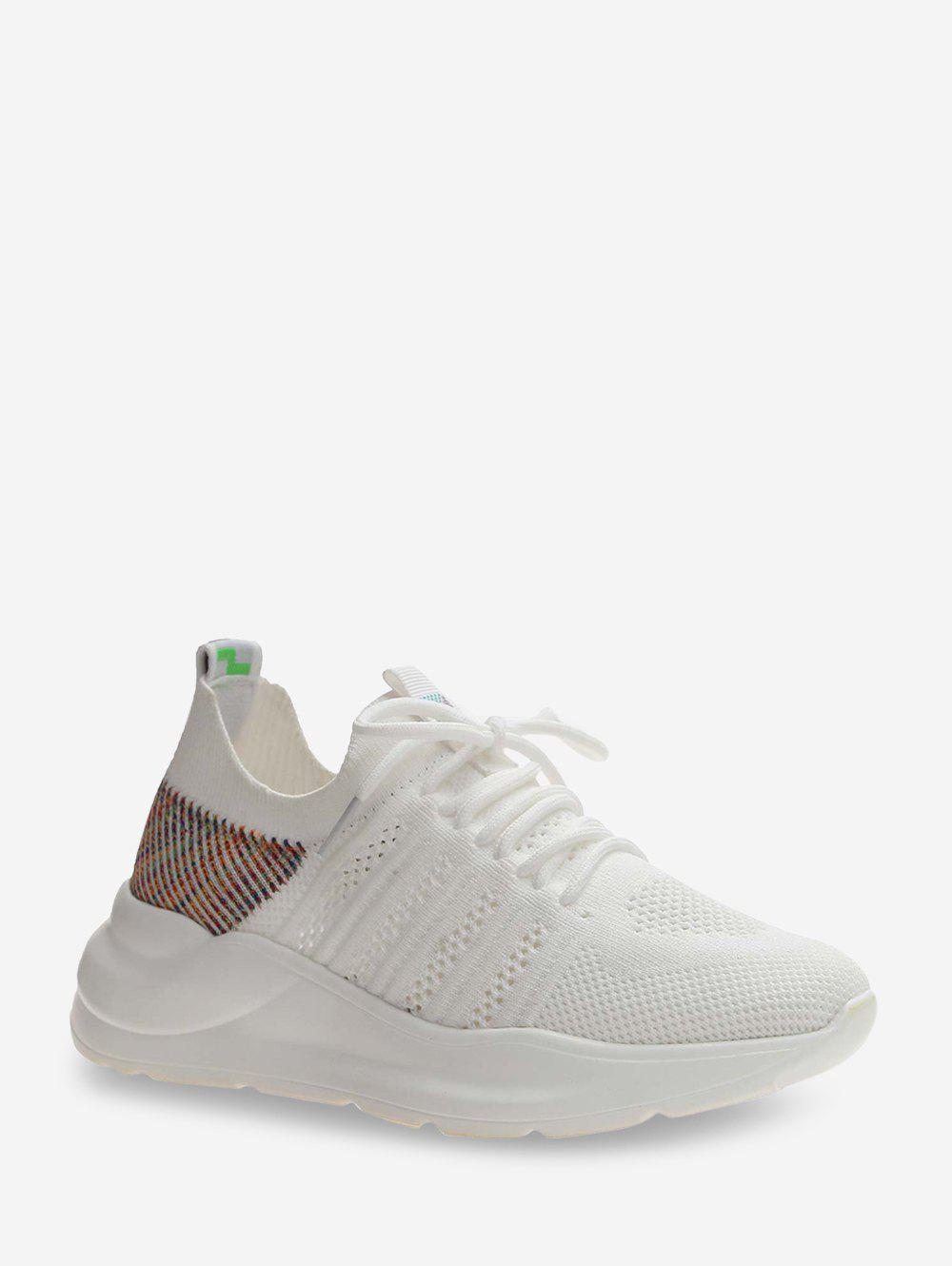 Chic Breathable Mesh Comfortable Outdoor Sneakers