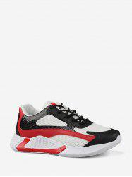 Mixed Colors Casual Sports Shoes -