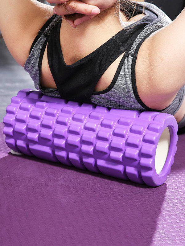 Outfit High-density Yoga Foam Roller For Pilates Exercise Muscle Massage