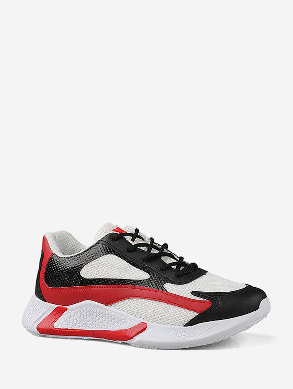 Discount Mixed Colors Casual Sports Shoes