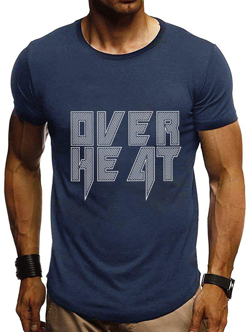 Best Graphic Printing Short Sleeves T-shirt