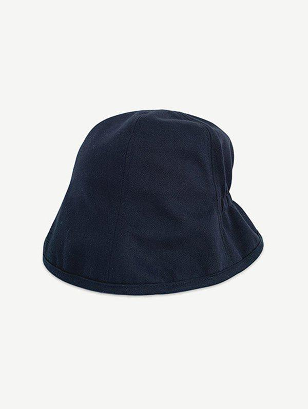 Outfit Solid Outdoor Elastic Bucket Hat