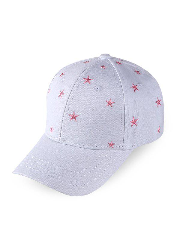 Discount Star Embroidered Sports Baseball Cap