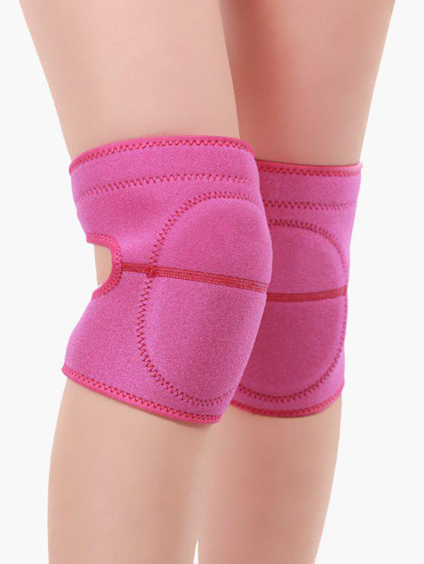 Chic Crashproof Dance Yoga Knee Caps