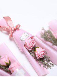 Mother's Day Gift Soap Artificial Rose -