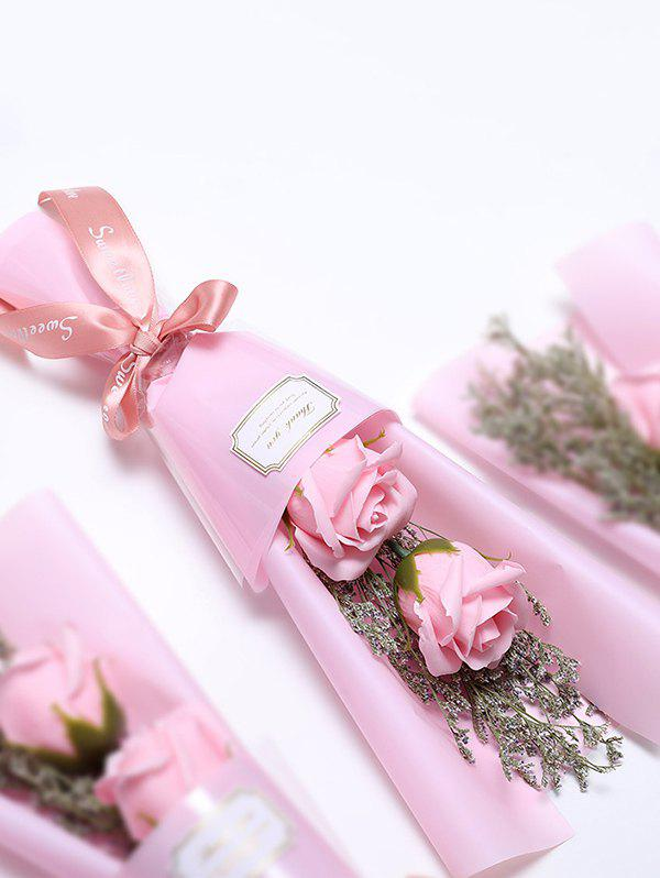 Unique Mother's Day Gift Soap Artificial Rose