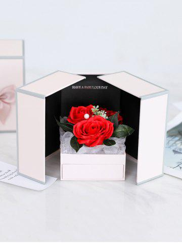 Valentine | Mother | Flower | Soap | Gift | Rose | Day | Box