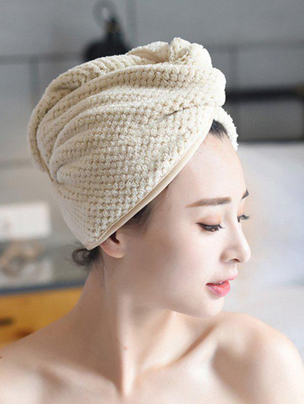 Unique Water Absorbent Hair Bath Quick-drying Towel Hat