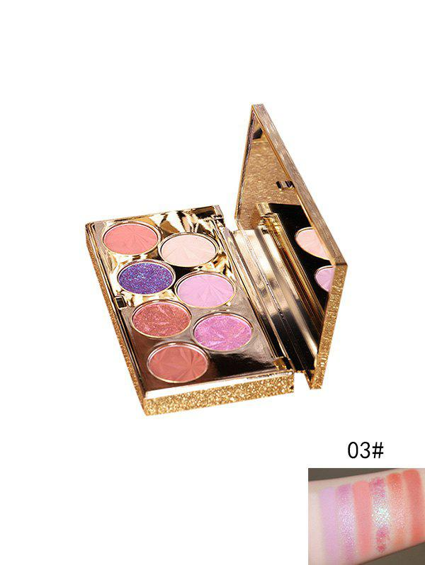 Store 8 Colors Beauty Makeup Eyeshadow Palette