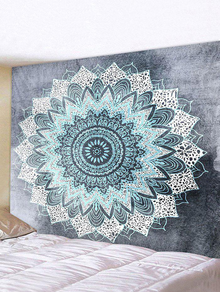 Digital Print Bohemian Mandala Waterproof Tapestry фото