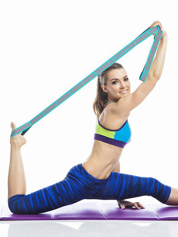 Latest Yoga Stretch Band Exercise Resistance Band