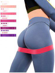 5 Pcs Yoga Stretch Band Resistance Bands -