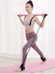 Multi-functional Yoga Fitness Stretch Pulling Rope -