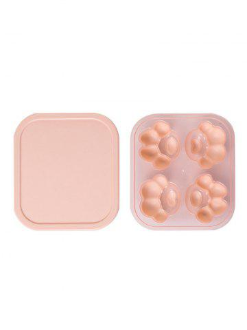 Kitchen Tool Paw Shape Silicone DIY Ice Cube Mold