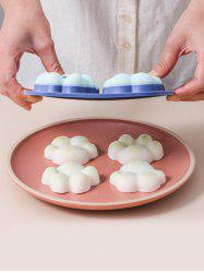 Kitchen Tool Paw Shape Silicone DIY Ice Cube Mold -
