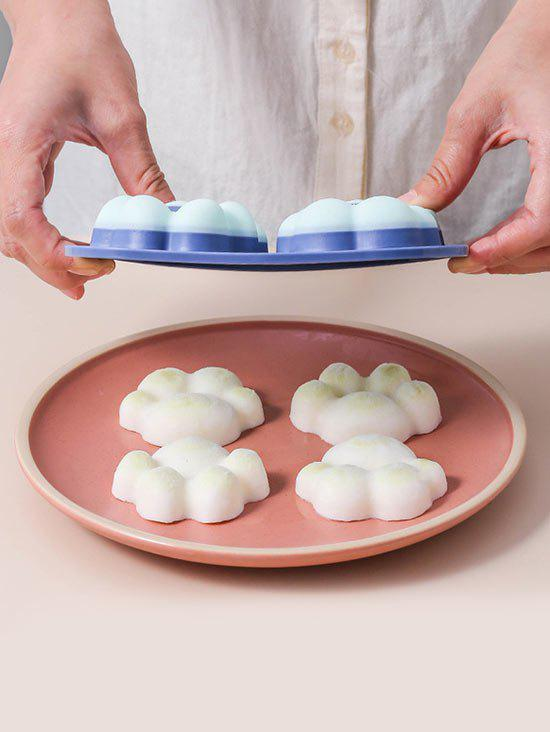 Best Kitchen Tool Paw Shape Silicone DIY Ice Cube Mold