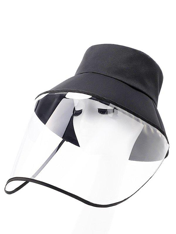 Discount Detachable Face Shield Outdoor Protective Bucket Hat