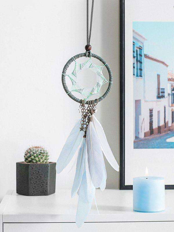 Hot Home Decoration Stars Feather Dream Catcher