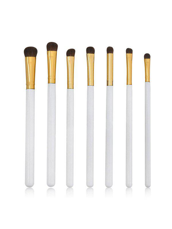Sale 7Pcs Eye Beauty Tool Makeup Brushes Set