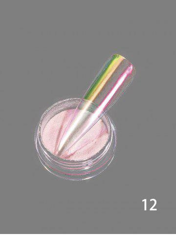 Glitter Mirror Neon Nail Dipping Powder - #012