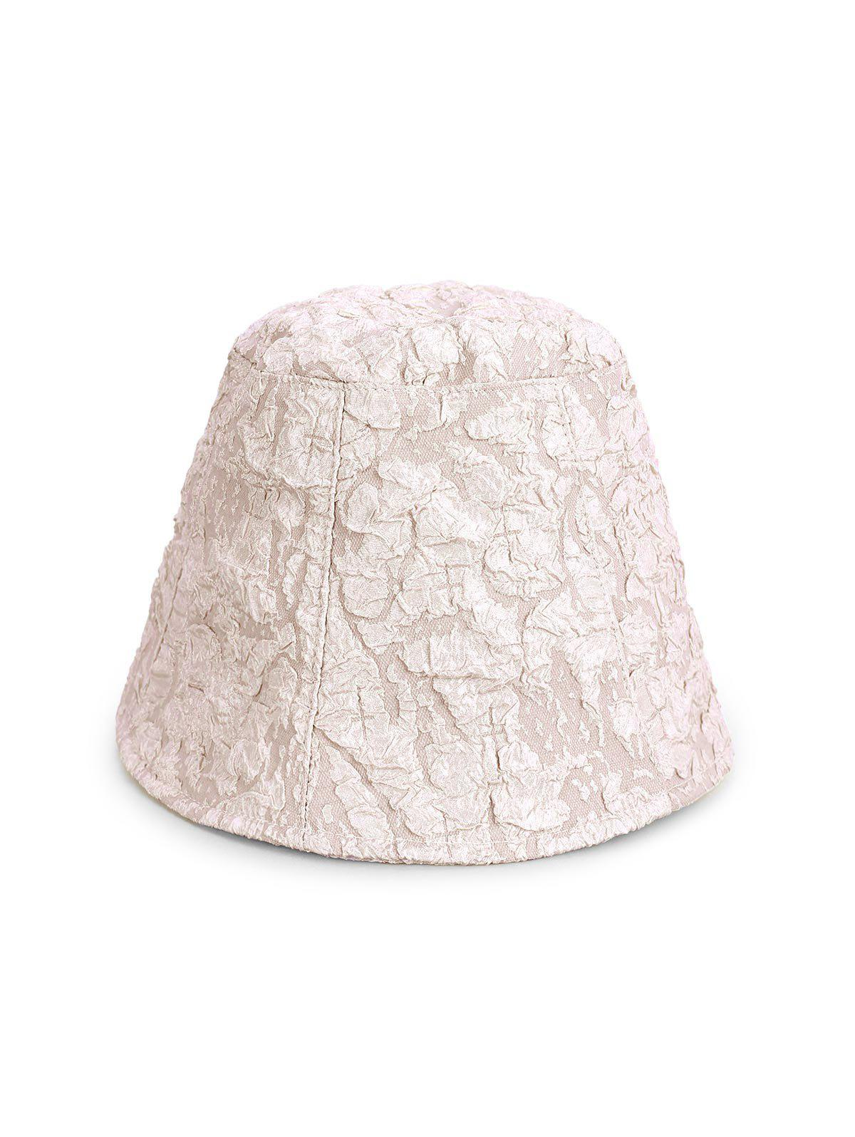 Outfits Sunproof Thin Irregular Pattern Bucket Hat