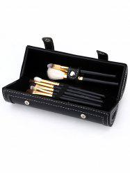 9Pcs Multi-purpose Makeup Brushes Set with Bag -