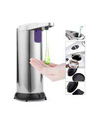 Stainless Steel Infrared Sensor Automatic Soap Dispenser -