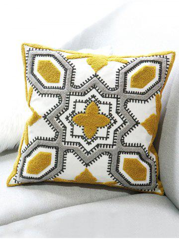 Pillowcase | Decorative | Snowflake | Embroider | Print