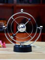 Desk Toy Decorative Planet Kinetic Electronic Perpetual Motion -