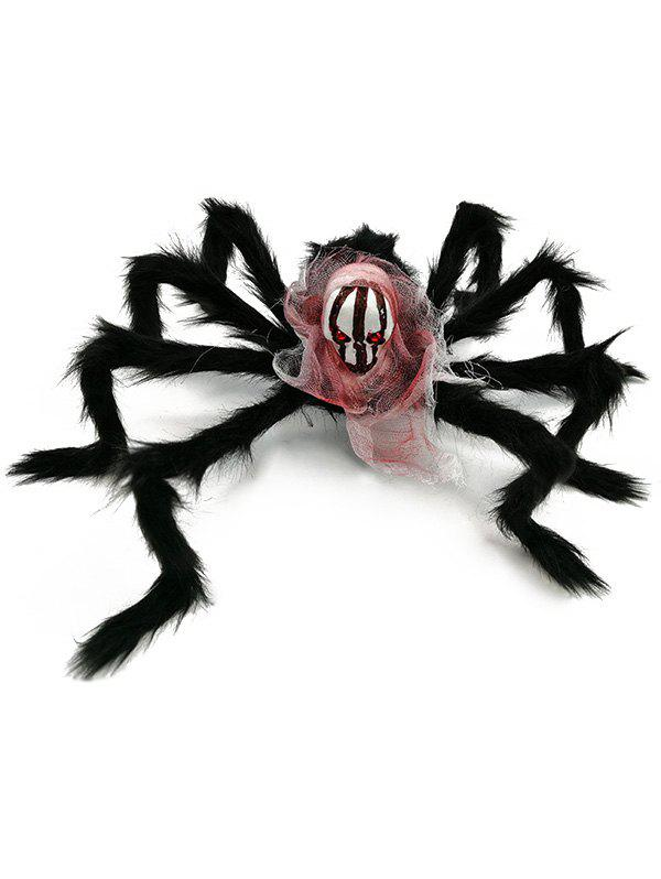 Hot Halloween Party 75CM Skull Spider Decoration