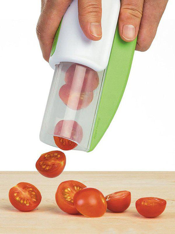 Chic Kitchen Tools Cherry Tomato Slicer Cutter