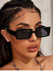 Full Frame Rectangle Sunglasses -