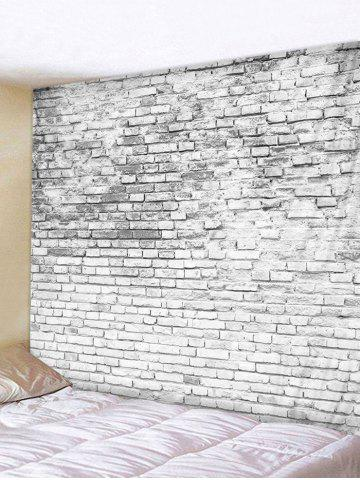 3D Print Brick Wall Home Decor Tapestry