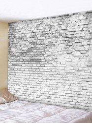 3D Print Brick Wall Home Decor Tapestry -