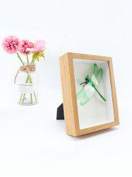 7 Inch Hollow DIY Flower Insect Specimen Picture Frame -