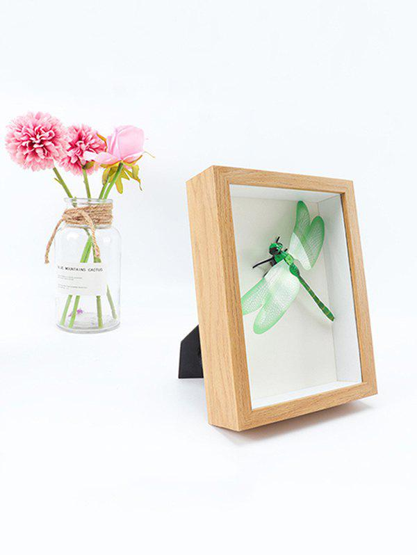 Cheap 7 Inch Hollow DIY Flower Insect Specimen Picture Frame