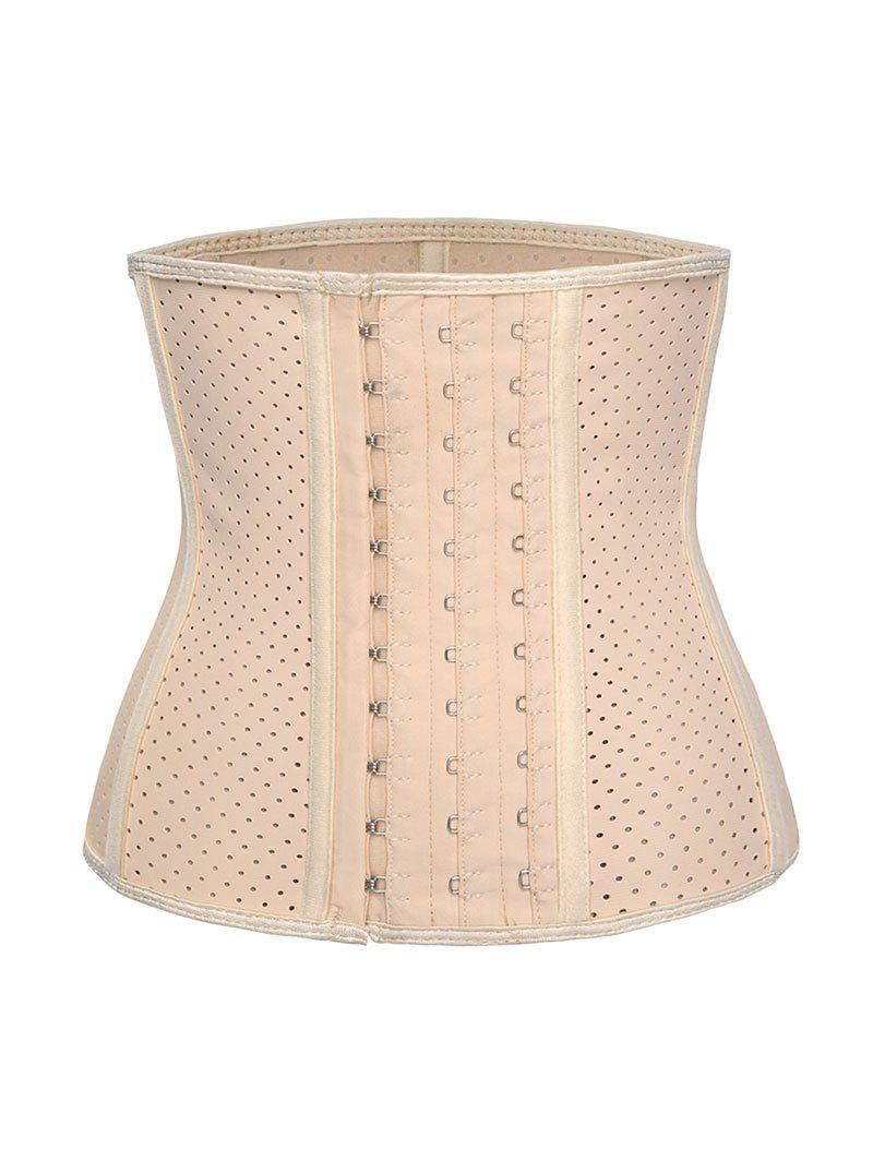 Sale Piping Breathable Shapewear Rubber Plus Size Corset