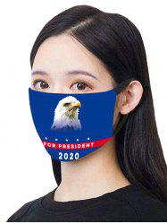 Flag Printed Windproof Face Mask -