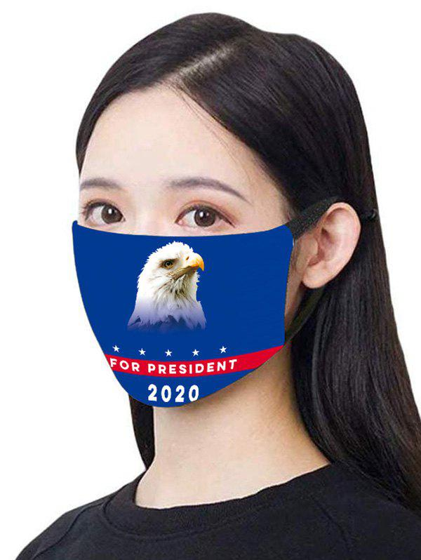 Fancy Flag Printed Windproof Face Mask